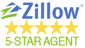 Zillow 5 Star Real Estate Agent